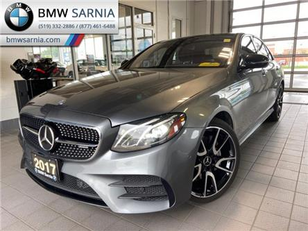 2017 Mercedes-Benz AMG E 43 Base (Stk: SFC2932) in Sarnia - Image 1 of 13