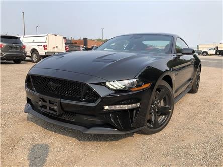 2021 Ford Mustang GT Premium (Stk: MS21583) in Barrie - Image 1 of 21