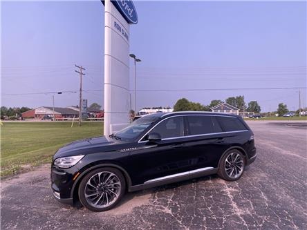 2020 Lincoln Aviator Reserve (Stk: A4261) in Wyoming - Image 1 of 26