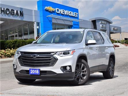 2018 Chevrolet Traverse RS (Stk: A186813) in Scarborough - Image 1 of 27