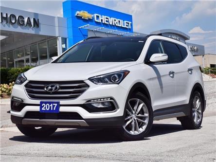 2017 Hyundai Santa Fe Sport 2.0T Ultimate (Stk: WN492829) in Scarborough - Image 1 of 30