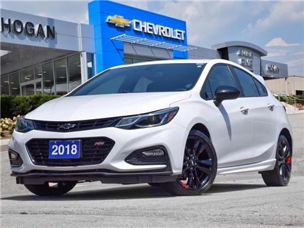 2018 Chevrolet Cruze LT Auto (Stk: A583573) in Scarborough - Image 1 of 28