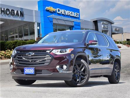 2020 Chevrolet Traverse LT (Stk: A262059) in Scarborough - Image 1 of 28
