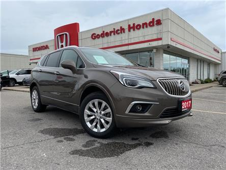 2017 Buick Envision Essence (Stk: U05821) in Goderich - Image 1 of 19