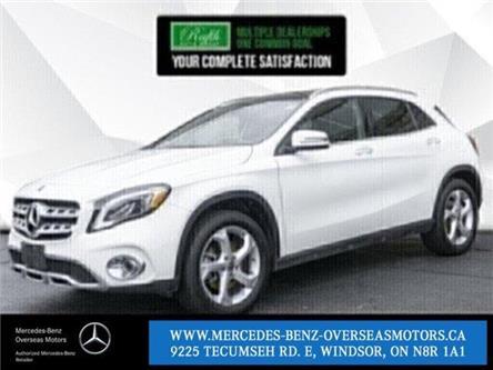 2020 Mercedes-Benz GLA 250 Base (Stk: PM8008) in Windsor - Image 1 of 17