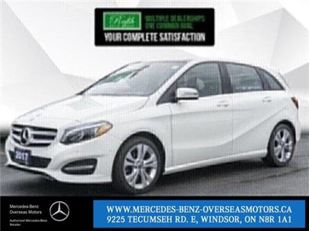 2018 Mercedes-Benz B-Class Sports Tourer (Stk: PM8048) in Windsor - Image 1 of 23