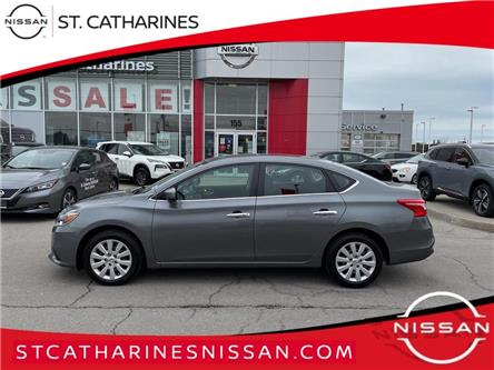 2018 Nissan Sentra 1.8 SV (Stk: RG20126A) in St. Catharines - Image 1 of 23