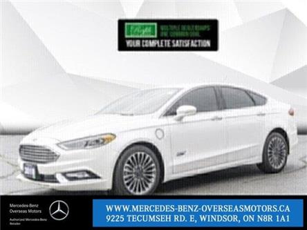 2018 Ford Fusion Energi  (Stk: BC8038) in Windsor - Image 1 of 20