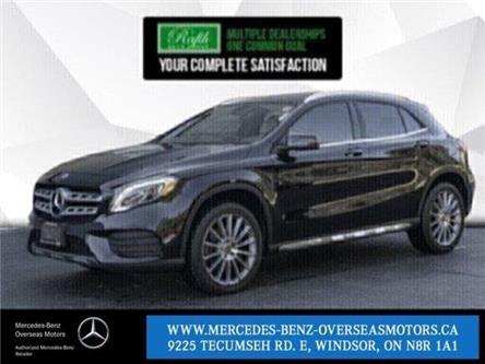2018 Mercedes-Benz GLA 250 Base (Stk: M7789A) in Windsor - Image 1 of 21