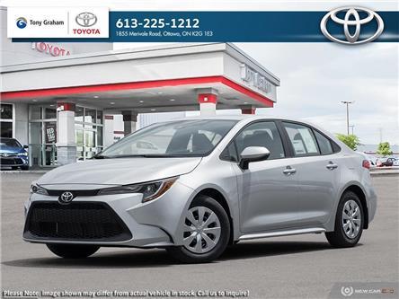 2021 Toyota Corolla L (Stk: 60809) in Ottawa - Image 1 of 23