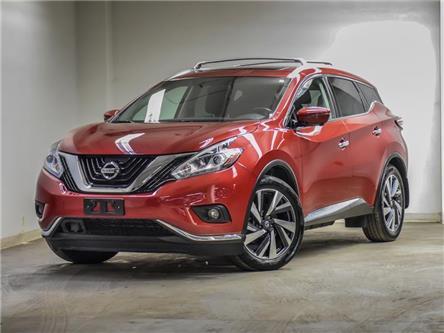 2018 Nissan Murano Platinum (Stk: 54033) in Newmarket - Image 1 of 25