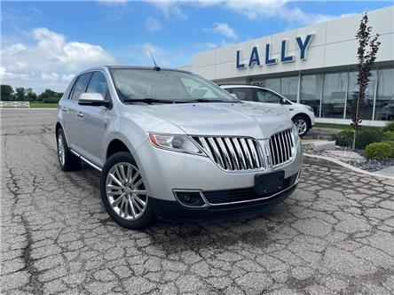 2013 Lincoln MKX Base (Stk: 27773A) in Tilbury - Image 1 of 26