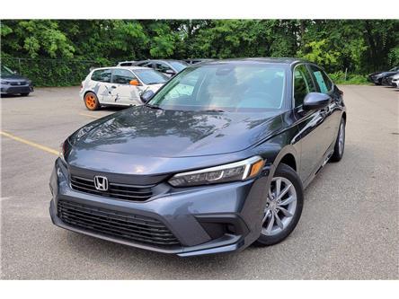 2022 Honda Civic EX (Stk: 11341) in Brockville - Image 1 of 22