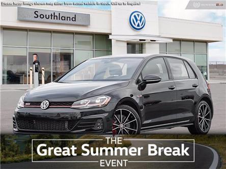 2021 Volkswagen Golf GTI Autobahn (Stk: M21091) in Medicine Hat - Image 1 of 23