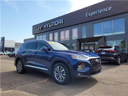 2019 Hyundai Santa Fe Preferred 2.4 (Stk: U3808) in Charlottetown - Image 1 of 23