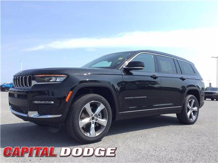 2021 Jeep Grand Cherokee L Limited (Stk: M00538) in Kanata - Image 1 of 30