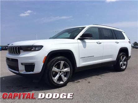 2021 Jeep Grand Cherokee L Limited (Stk: M00524) in Kanata - Image 1 of 29