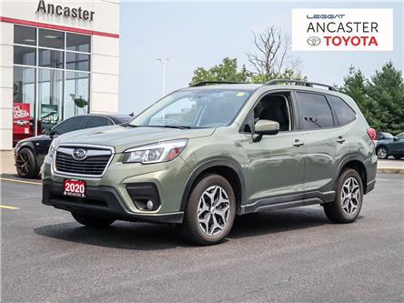 2020 Subaru Forester Convenience (Stk: 21576A) in Ancaster - Image 1 of 7