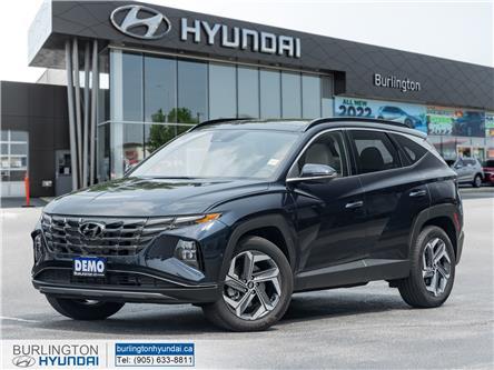 2022 Hyundai Tucson Hybrid Ultimate (Stk: U1072) in Burlington - Image 1 of 26