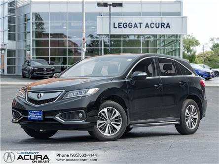 2018 Acura RDX Elite (Stk: 4511) in Burlington - Image 1 of 25