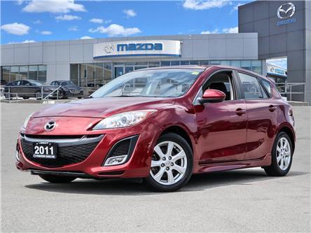 2011 Mazda Mazda3 Sport  (Stk: HN2410A) in Hamilton - Image 1 of 15
