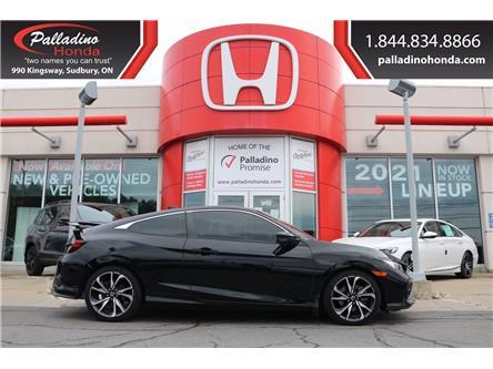 2019 Honda Civic Si Base (Stk: BC0192) in Greater Sudbury - Image 1 of 35