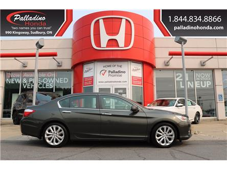 2015 Honda Accord Touring (Stk: 23080A) in Greater Sudbury - Image 1 of 36