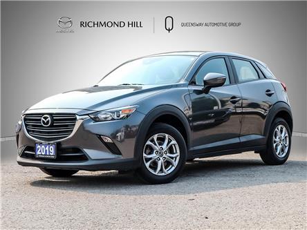 2019 Mazda CX-3 GS (Stk: 21-539A) in Richmond Hill - Image 1 of 25