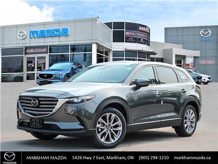2021 Mazda CX-9 GS-L (Stk: Q210255D) in Markham - Image 1 of 27