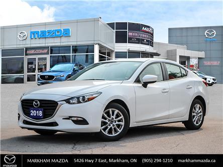2018 Mazda Mazda3  (Stk: Z210641A) in Markham - Image 1 of 27