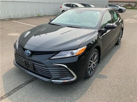 2021 Toyota Camry Hybrid XLE (Stk: CX077) in Cobourg - Image 1 of 10