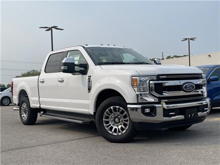 2021 Ford F-250 XLT (Stk: 21T537) in Midland - Image 1 of 16
