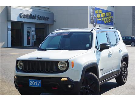 2017 Jeep Renegade Trailhawk (Stk: 20-193B) in Salmon Arm - Image 1 of 28