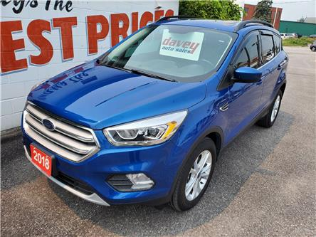 2018 Ford Escape SEL (Stk: 21-331T) in Oshawa - Image 1 of 15