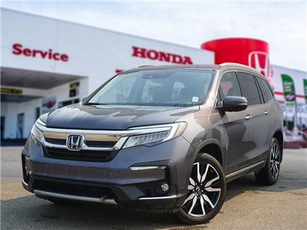 2019 Honda Pilot Touring (Stk: P21-162) in Vernon - Image 1 of 26