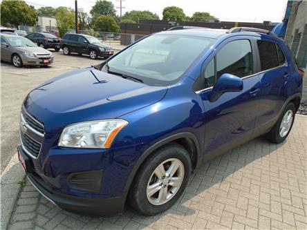 2013 Chevrolet Trax 2LT (Stk: 5426A) in Sarnia - Image 1 of 13