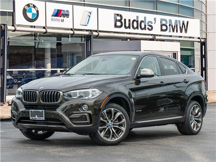 2018 BMW X6 xDrive35i (Stk: T018019A) in Oakville - Image 1 of 30