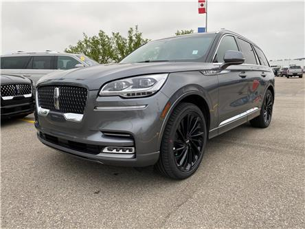 2021 Lincoln Aviator Reserve (Stk: M-1175) in Calgary - Image 1 of 7