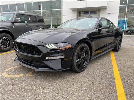 2021 Ford Mustang GT (Stk: M-488) in Calgary - Image 1 of 5