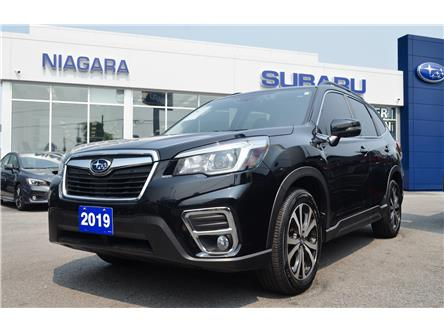 2019 Subaru Forester 2.5i Limited (Stk: S6056A) in St.Catharines - Image 1 of 28