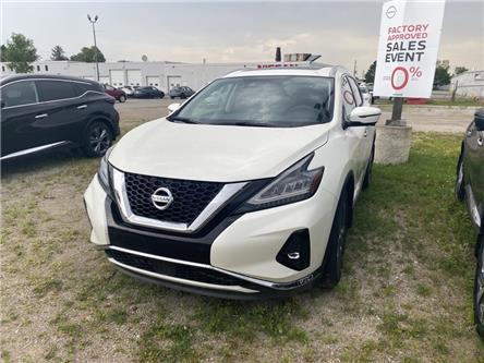 2021 Nissan Murano Platinum (Stk: 21147) in Sarnia - Image 1 of 4
