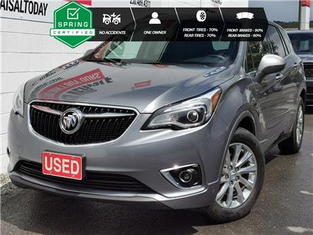 2020 Buick Envision Essence (Stk: B11941) in North Cranbrook - Image 1 of 17