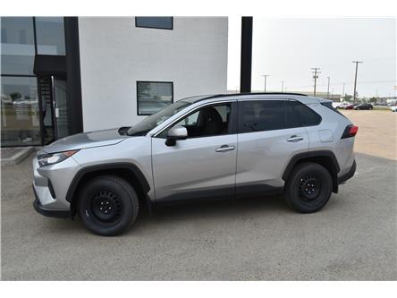 2019 Toyota RAV4 LE (Stk: PP1011) in Saskatoon - Image 1 of 25