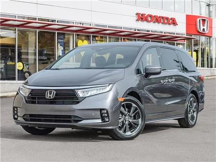 2022 Honda Odyssey Touring (Stk: 8N20290) in Vancouver - Image 1 of 17