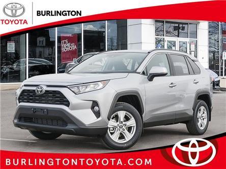 2021 Toyota RAV4 XLE (Stk: 218277) in Burlington - Image 1 of 23