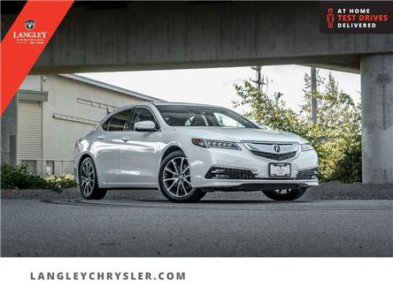 2015 Acura TLX Tech (Stk: LC0862A) in Surrey - Image 1 of 30