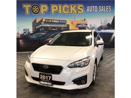 2017 Subaru Impreza Convenience (Stk: 611985) in NORTH BAY - Image 1 of 24