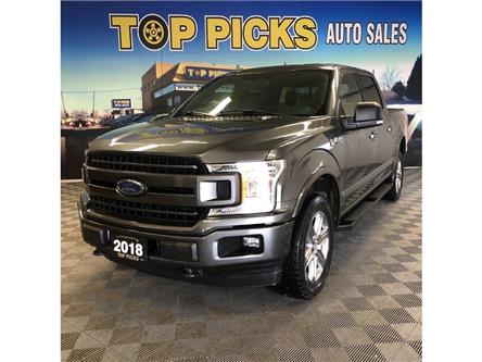 2018 Ford F-150 XLT (Stk: C66542) in NORTH BAY - Image 1 of 27