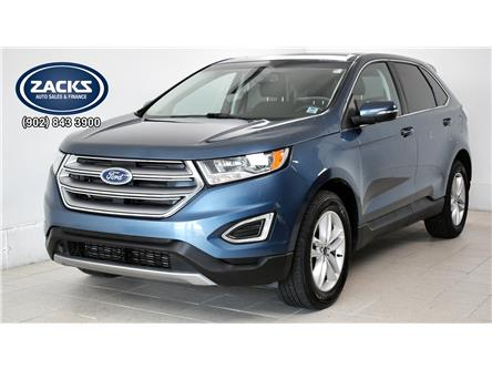 2018 Ford Edge SEL (Stk: 91987) in Truro - Image 1 of 36