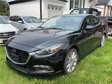 2017 Mazda Mazda3 GT (Stk: P3735) in Toronto - Image 1 of 19